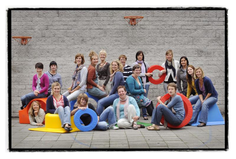leerkrachten Imelda schooljaar 2011-2012