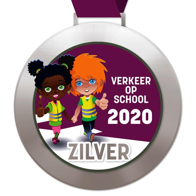 Digitale schoolpoortmedaille Zilver 2020 (2)